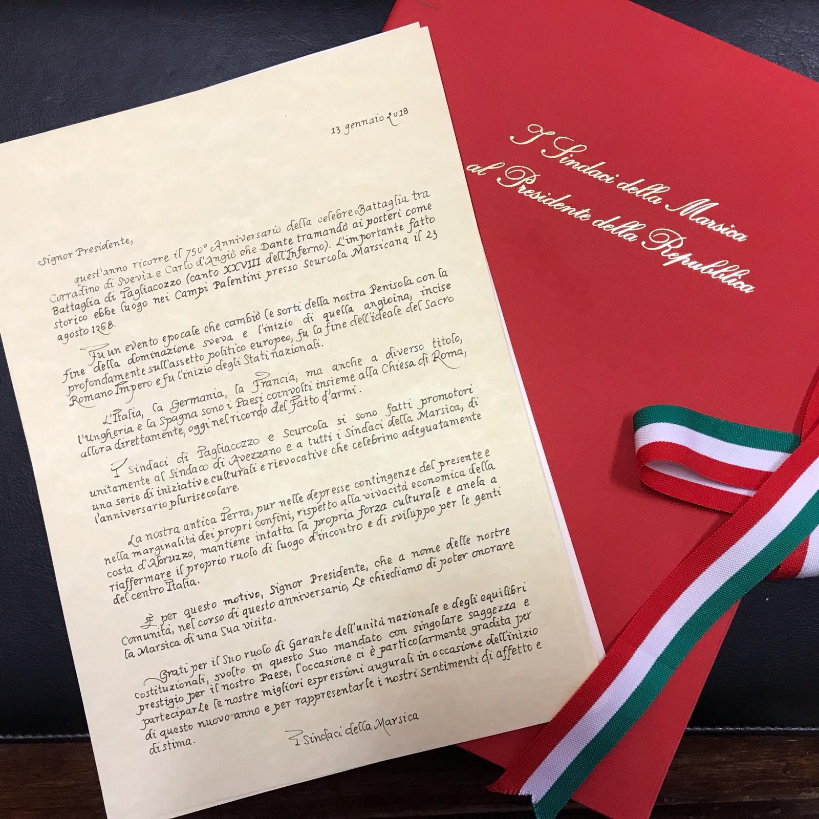Sergio Mattarella in visita nella Marsica, è la prima volta per il presidente della Repubblica