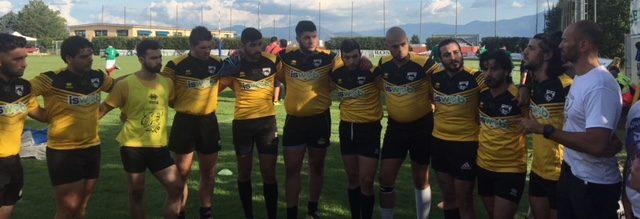 Avezzano Rugby: la serie B perde a Napoli, la 18 conquista permanenza in campionato elite