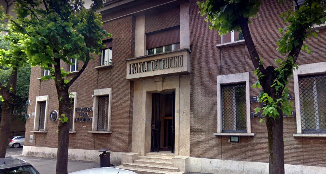 La Banca Fucino cartolarizza mutui in bonis per 150 milioni