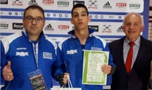 """A.S.D. Sauli Boxe: oro e bronzo al Torneo Nazionale ITALIA """"Alberto Mura"""""""