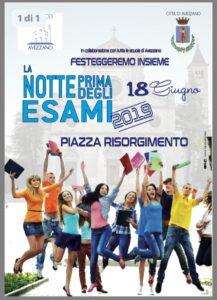 """""""Notte prima degli esami"""", la Pro Loco di Avezzano annuncia la prima edizione di un evento che coinvolgerà tutti gli studenti"""