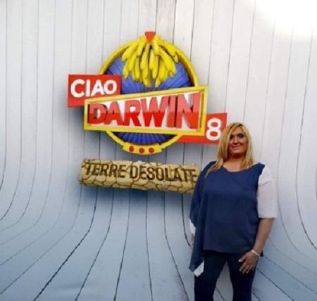 Occhi puntati su Luana Di Berardino, la marsicana che parteciperà alla puntata di stasera di Ciao Darwin