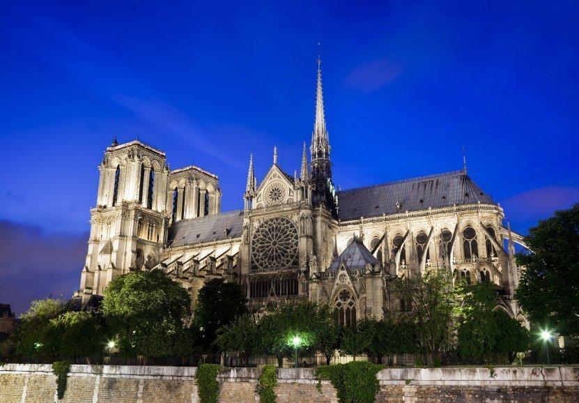 Un ricordo di nostra signora di Parigi