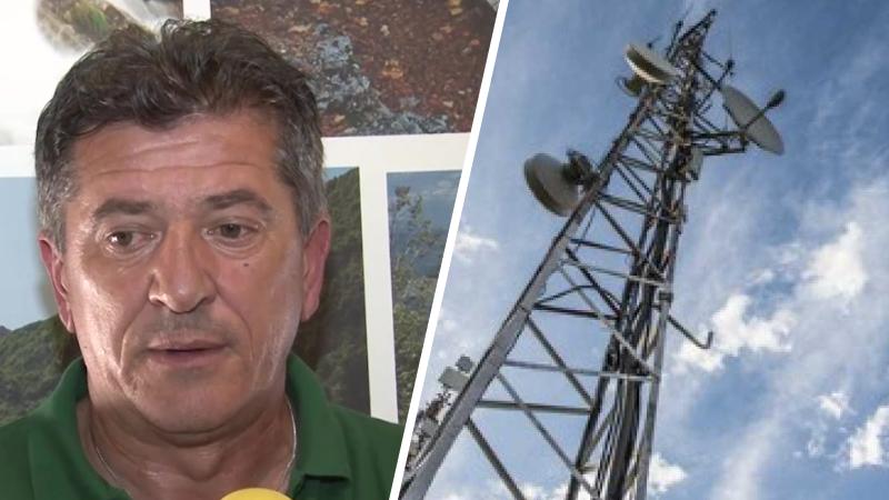 Morino, il sindaco D'Amico dice no alla sperimentazione del 5G