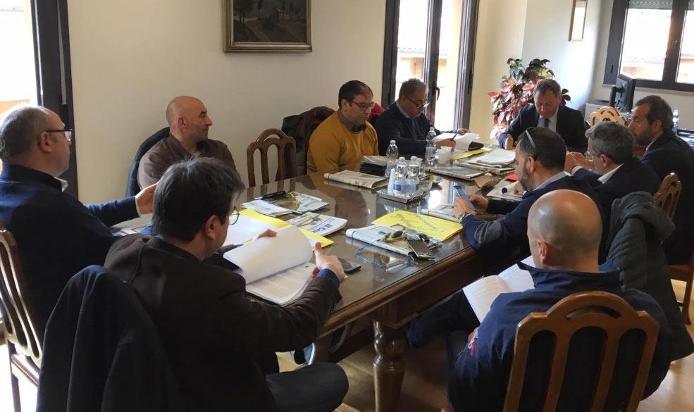 Il Consiglio della Provincia dell'Aquila del 12 aprile approva all'unanimità tutti i punti