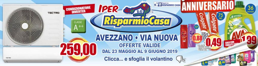 Grande novità per i clienti di Risparmio Casa Avezzano, è iniziata la raccolta punti con la carta fedeltà