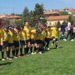 "Rugby: affluenza record per il IV "" memorial Matteo Fracassi"" città di Avezzano"