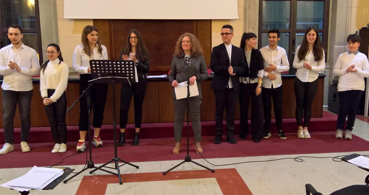 """Si è conclusa la manifestazione Silone al D'Annunzio con il reading """"Noi del D'Annunzio leggiamo Silone"""""""