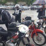 La Pro loco di Avezzano accoglie i centauri della Gran fondo delle moto d'epoca