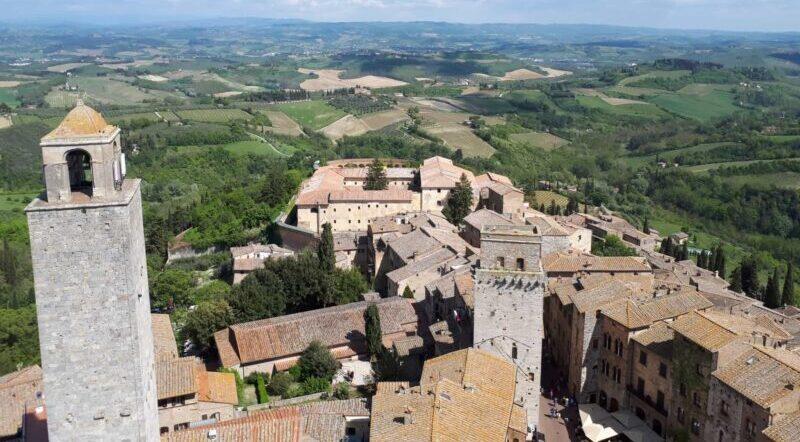 """CNA Avezzano:""""Con un tour di tre giorni in Toscana iniziano le attività culturali e turistiche dell'Associazione"""""""