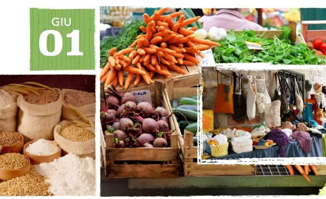 """Appuntamento con """"Officine Genuine"""" il mercato contadino e artigiano locale"""