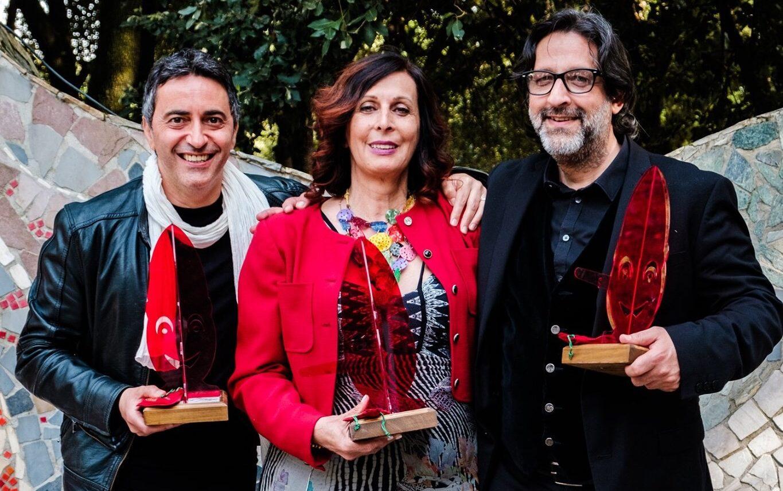 """Il premio Internazionale """"Amici di Pinocchio 2019"""" a Corrado Oddi per l'opera di Pericle Odierna: Pinocchio e la sua favola."""