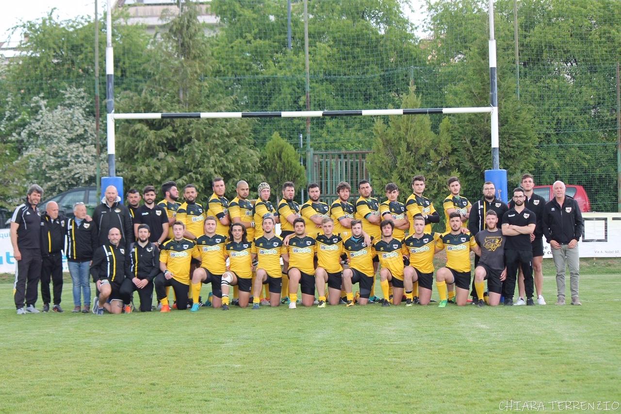 Rugby, l'Avezzano chiude in bellezza e per il futuro punta tutto sui giovani