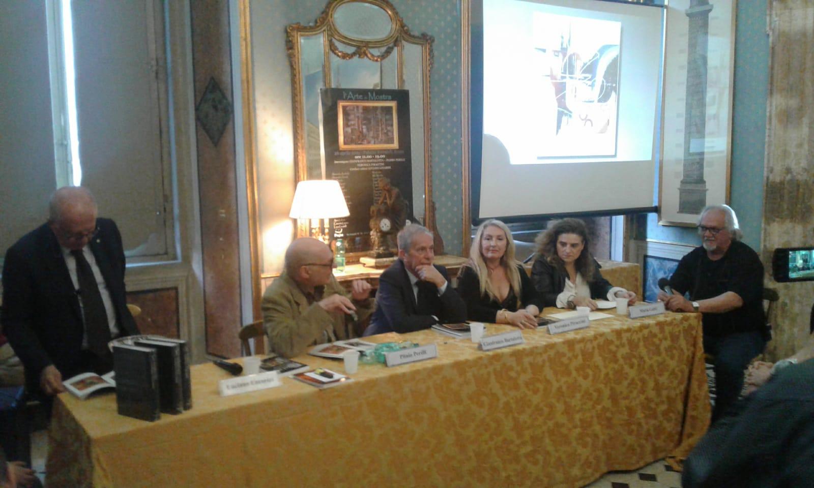 Nuovo riconoscimento per il pittore marsicano Mario Zarini