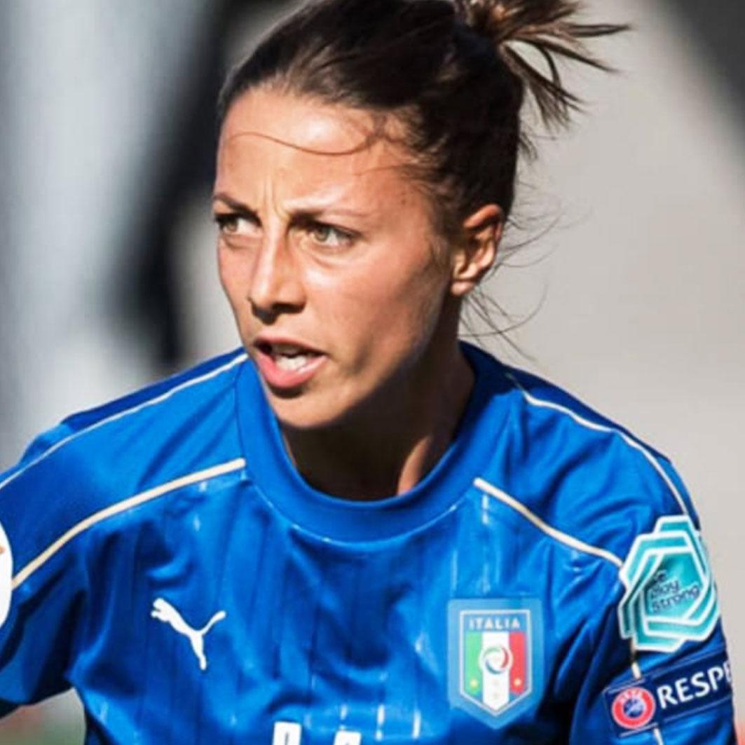 Congratulazioni a Linda Tucceri Cimini, stella cerchiese della nazionale italiana di calcio femminile