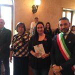 La carta costituzionale consegnata ai nuovi maggiorenni del comune di Tagliacozzo