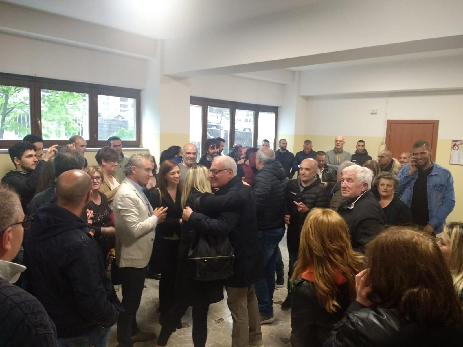 Franco Ciciotti riconfermato sindaco di Capistrello