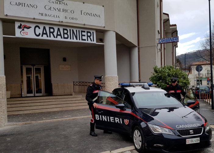 Ha ucciso la moglie e ferito la figlia, ricercato internazionale arrestato dai carabinieri a Celano