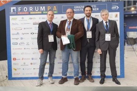 Il Comune di Avezzano presente all'evento FORUM PA 2019