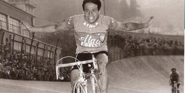 """Al via il Giro d'Italia, per noi il ricordo del grande Vito Taccone il """"Camoscio d'Abruzzo"""""""