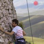 Al via Calascio Street Boulder e Trail della Rocca, gare di arrampicata libera e corsa su sentiero