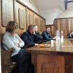 """Iniziati i lavori sulla S.P. N. 479 """"Sannite"""": la provincia incontra amministratori e operatori turistici"""