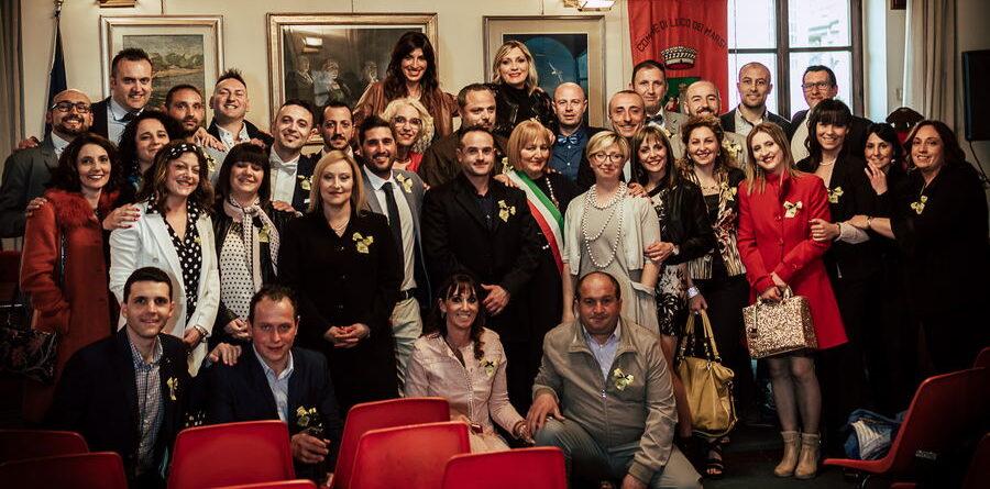 """Grande festa per i """"Ragazzi del '79"""" di Luco dei Marsi"""