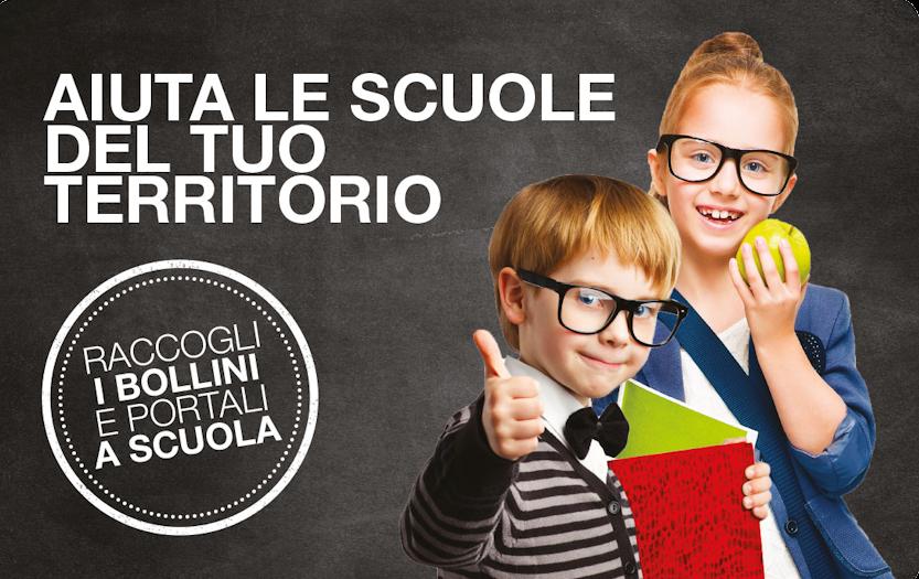 Fare scuola: l'impegno di Coop Centro Italia per le scuole del territorio