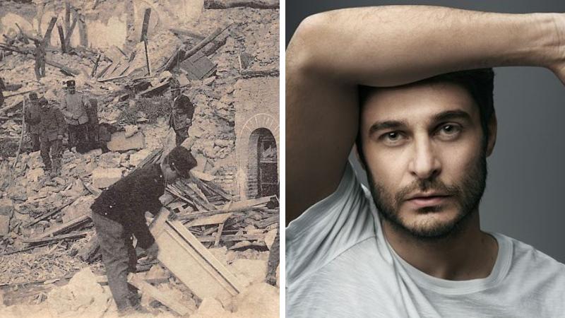 Sotto la Città 1915 un cortometraggio con Lino Guanciale