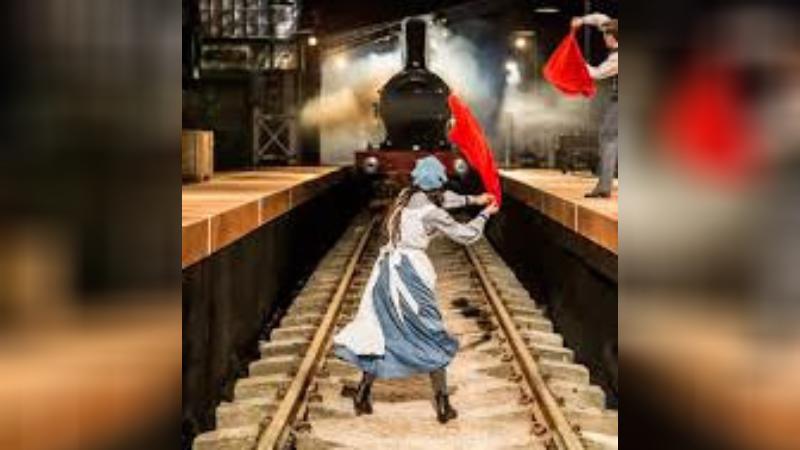 Il Gran Tour della Valle Roveto. Il teatro in treno. Visita al castello di Balsorano