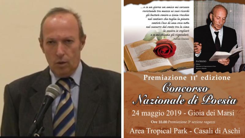 """Il Concorso letterario """"Patrizio Graziani"""" premia la Scuola dell'obbligo"""
