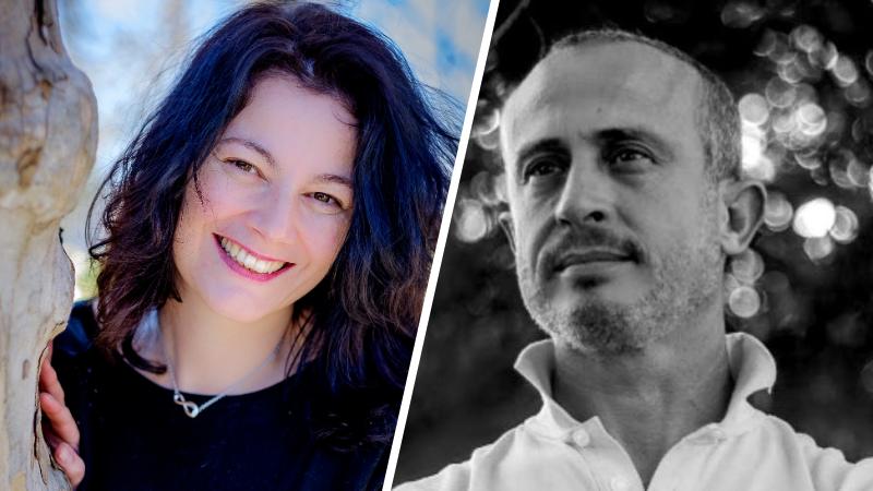 Due scrittori avezzanesi alla Fiera del Libro a Ronciglion