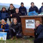 Rimossi dai volontari 4,5 km di filo spinato nei pressi del borgo di Gioia Vecchio
