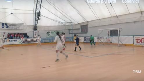 Torneo Delle Regioni 2019 C5: Onnembo show ma non basta