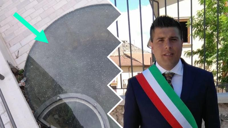 """Vandali in azione a Trasacco, il sindaco Lobene, """"sarò spietato contro chi attua questi gesti"""""""