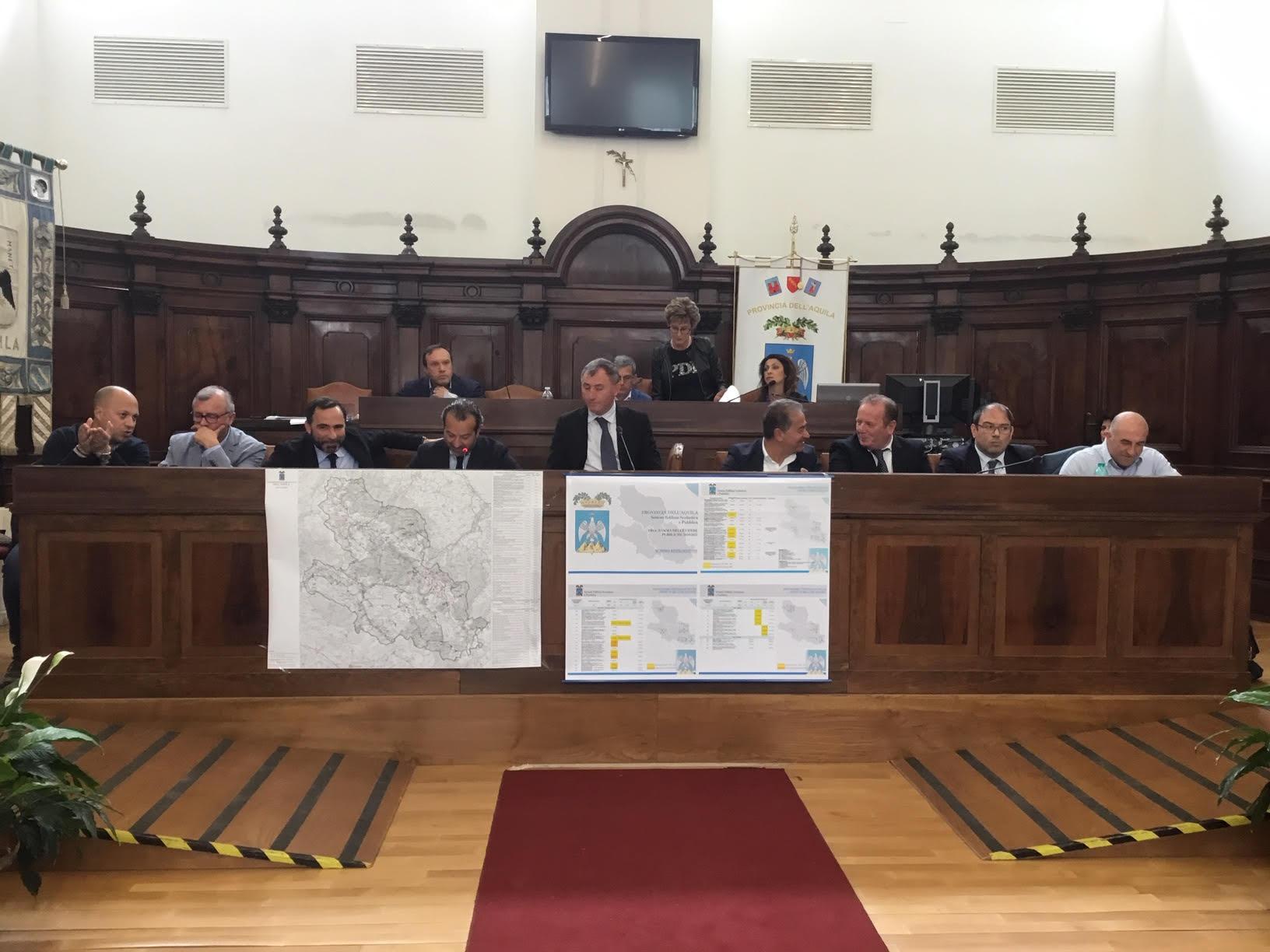 Assembleare dei sindaci e consiglio provinciale su approvazione DUP e bilancio 2019/2021