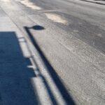 Disagi per gli automobilisti a causa dei lavori lungo la Tiburtina Valeria