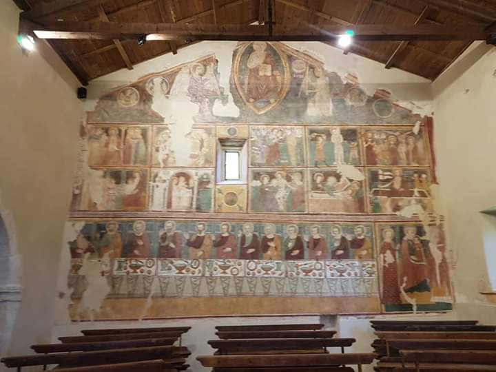 Tutto pronto per la riapertura dell'Abbazia di Santa Lucia a Rocca Di cambio
