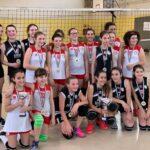 Le giovanissime pallavoliste della Leonessa vincono la Coppa Gran Sasso