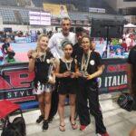 Campionato BestFighter: un oro, tre argenti e un bronzo per gli atleti della società I.K.B. Pescina