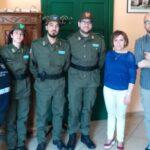 Comune di Collelongo e la Guardia Ecozoofila, ora ufficialmente insieme per proteggere l'ambiente