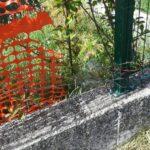 Erba alta e serpenti nella zona nord di Avezzano
