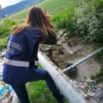 Guardie Ecozoofile in ispezione Fucino, rinvenuti materiali di ogni genere
