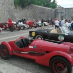 Pescina ospita per la seconda volta le splendide auto d'epoca