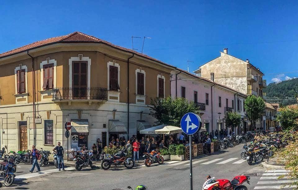 Motori accesi per il 4° Post to post, l'evento motociclistico marsicano ideato dai due amici Avezzanesi Paolo Verna e Maicol Palumbo