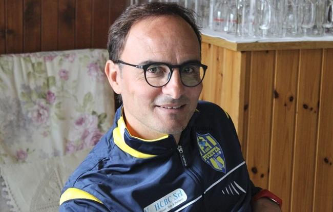 Corrado Giannini confermato sulla panchina del Pucetta