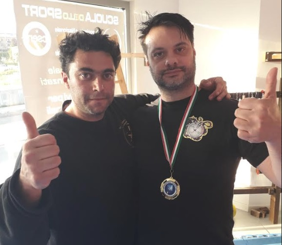 L'atleta Diego Calisse conquista l'oro. Soddisfazione per la scuola di Kung Fu del maestro Antinelli