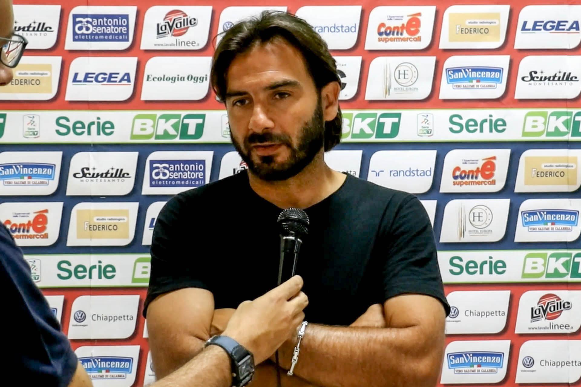 Ufficiale, il nuovo allenatore dell'Avezzano Calcio sarà Stefano De Angelis