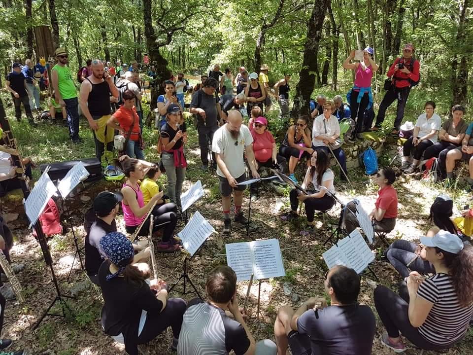 """Grande successo per """"I flauti itineranti nella Valle di Amplero"""""""