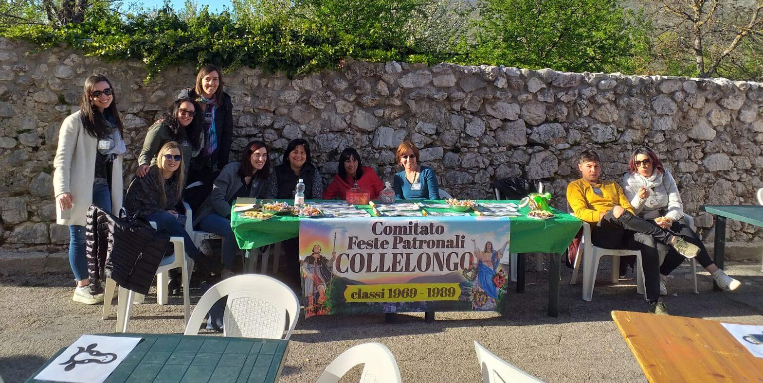 Festa patronali a Collelongo ed esordio per il nuovo Comitato